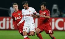 Monaco vs Leverkusen, 01h45 ngày 28/09: Đi dễ khó về