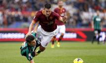 Nhận định Sassuolo vs AS Roma 01h45, 21/05 (Vòng 38 – VĐQG Italia)