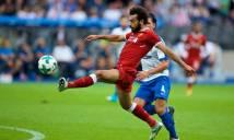 Salah nổ súng, Liverpool dễ dàng đè bẹp Hertha Berlin