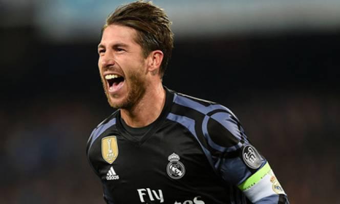 Sergio Ramos, cầu thủ của những trận cầu lớn và siêu lớn