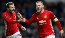 Dư âm chiến thắng của MU: Ngày Rooney khắc tên mình trên bia đá