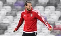 Bale cùng xứ Wales quyết thắng trong trận gặp Nga