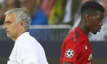 Căng thẳng leo thang, Mourinho tước băng thủ quân của Pogba