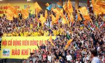 CĐV xứ Thanh lên kế hoạch 'thắp lửa' sân Thống Nhất