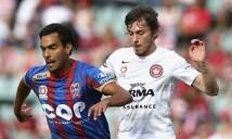Western Sydney Wanderers vs Newcastle Jets FC, 15h00 ngày 24/12: Một điểm cũng khó