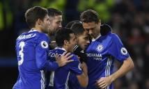Vùi dập Bournemouth, Chelsea vô địch lượt đi Ngoại hạng Anh