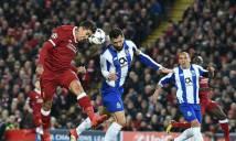 KẾT QUẢ Liverpool - Porto: Tam tấu không thắng nổi 'người nhện'