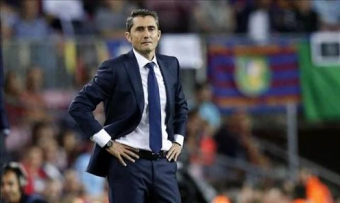 3 lý do khiến Barca khó có thể sa thải HLV Ernesto Valverde