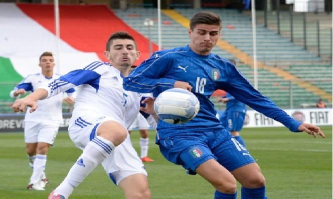 U19 Italia vs U19 Thổ Nhĩ Kỳ, 20h00 ngày 30/03: Giành giật ngôi đầu