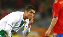 Thống kê cực buồn về Ronaldo trong lịch sử đối đầu Bồ Đào Nha vs Tây Ban Nha