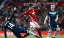 'Người đặc biệt' hé lộ lý do để Mkhitaryan đá hậu vệ trái