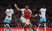 Nhận định West Ham vs Arsenal 03h00, 14/12 (Vòng 17 - Ngoại hạng Anh)