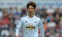 Sao Hàn của Swansea lỡ trận đấu vì... nghĩa vụ quân sự