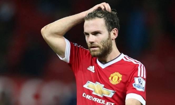 Juan Mata tin Man City không thể vô địch Ngoại hạng Anh