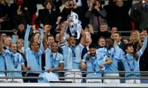 Niềm vui sướng tột độ của dàn sao Man City sau khi đăng quang Cúp Liên đoàn