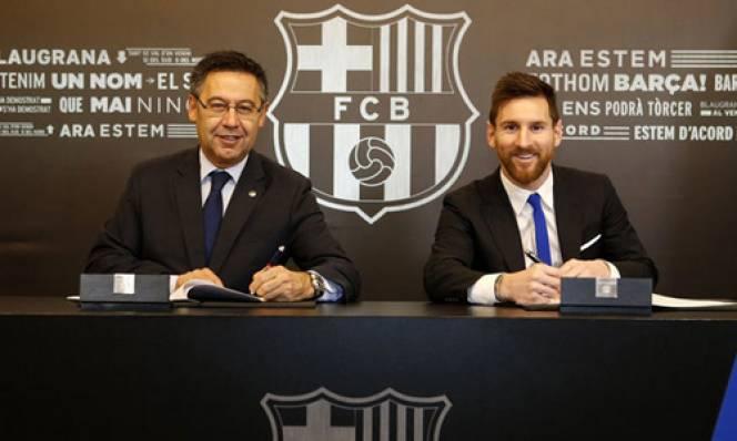 Hơi bị SỐC với mức thu nhập khủng của Messi