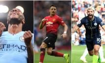 Giúp Man City vô địch Premier League, Kun Aguero bay cao trong giới cầu thủ thu nhập khủng ở Vương Quốc Anh