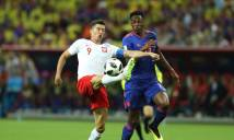 Kết quả Ba Lan 0-3 Colombia: Bắn hạ