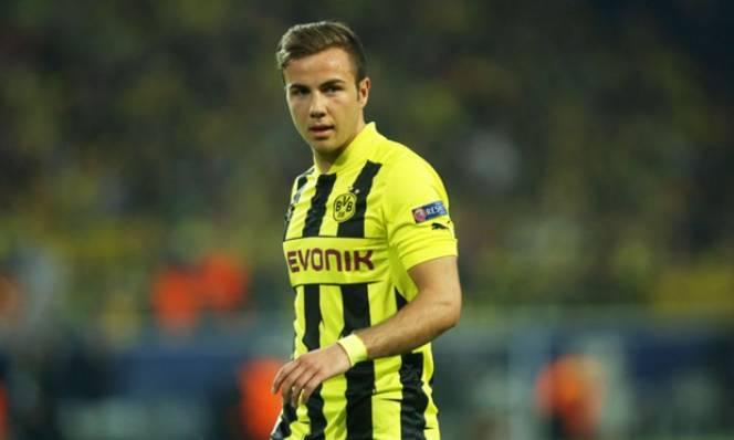 Về lại Dortmund, cuộc giải thoát định mệnh của Goetze