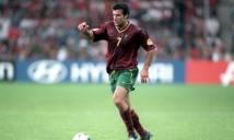 Tiết lộ: Danh thủ Luis Figo cũng từng bỏ trận đấu như ở V-League