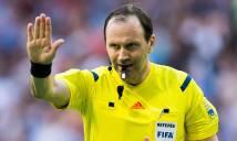 SỐC: 'Hung thần' giúp Arsenal loại Milan là... triệu phú đô la, chỉ cầm còi cho vui