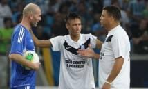 Zidane không phủ nhận khả năng chiêu mộ Neymar