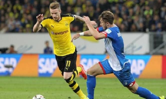 Nhận định Hoffenheim vs Dortmund 20h30, 12/05 (Vòng 34 – VĐQG Đức)