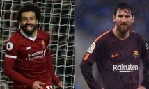 Trước thềm đại chiến, Ronaldo hết lời ca ngợi Salah, ví von với Messi