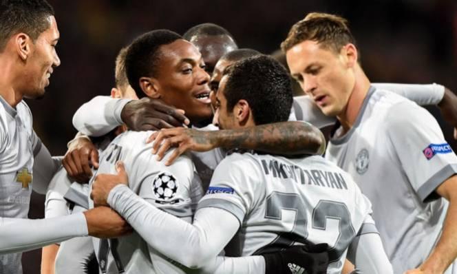 M.U trả giá đắt cho trận thắng CSKA Moscow