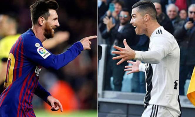 Hôm nay, bốc thăm tứ kết Champions League: Ronaldo có sớm tái ngộ Messi?