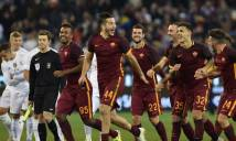 Nhận định AS Roma vs Chapecoense 01h45, 02/09 (Giao hữu Câu lạc bộ)