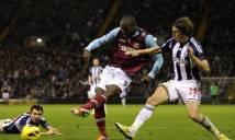 West Brom vs West Ham, 21h00 ngày 17/09: Kéo nhau đi xuống