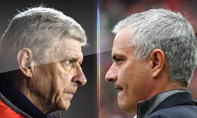 Mourinho bất ngờ ca ngợi Arsenal sau nước cờ khôn ngoan với Wenger