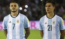 Điểm tin sáng 24/3: Argentina chia rẽ vì Dybala và Icardi
