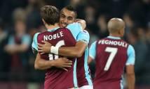 Thi đấu kiên cường, West Ham hạ gục Chelsea giành vé vào tứ kết League Cup