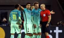 Chiến Juventus, Barca gặp lại trọng tài bắt trận PSG