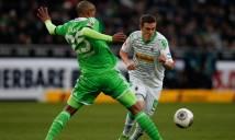 Borussia M'gladbach vs Wolfsburg, 02h00 ngày 21/12: Vượt khó cuối năm