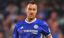 Terry và nguy cơ thành người thừa trong sơ đồ 3 hậu vệ của Conte