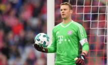 CHOÁNG: Neuer chơi bóng đỉnh cao suốt 9 năm với 'vật thể lạ' trong chân