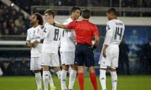 Các trọng tài tố phía Real Madrid chơi không đẹp