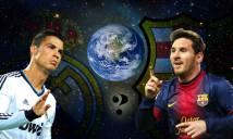 Cầu thủ xuất sắc nhất 2016: Messi, Ronaldo và...