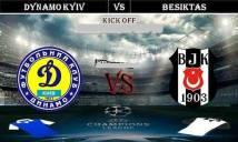 Dynamo Kyiv vs Besiktas, 02h45 ngày 07/12: Vận mệnh trong tầm tay