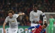 MU chưa thể lấy vé C1, Mourinho trách toàn đội