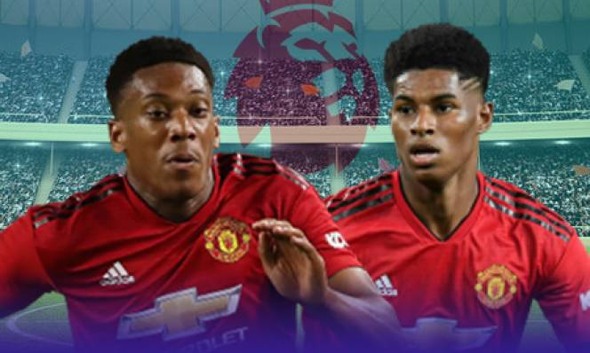 Rashford hay Martial, ai sẽ lĩnh ấn kiếm ở derby Manchester?
