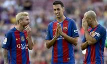 Barcelona tiếp tục mất quân trong giai đoạn cuối mùa