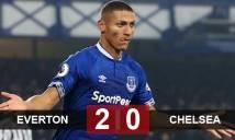 Everton 2-0 Chelsea: Hazard kém duyên, Chelsea xa dần Top 4