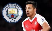 Man City tự tin chiêu mộ thành công Sanchez