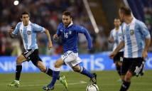 Nhận định Italia vs Argentina 02h45, 24/03 (Giao hữu quốc tế)