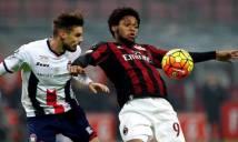 Crotone vs Milan, 20h00 ngày 30/04: Vùng vẫy tìm hy vọng