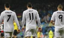 Ronaldo khuyên đồng đội đừng mơ vô địch